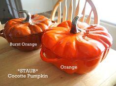 Pumpkin Cocottes