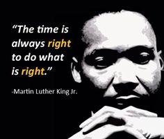 Martin Lither King Jr.