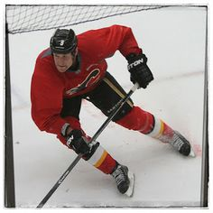 Calgary Flames training camp 2.