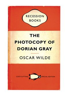 Recession Books: The Photocopy of Dorian Gray