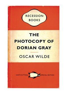 Recession Books: The Photocopy of Dorian Gray