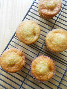 Culinary Couture: Mango Lassi Muffins