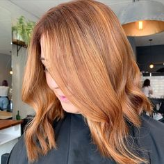 Hair Color Shades, Hair Colour, Beautiful Hair Color, Fall Hair Colors, Copper Hair, Latest Hairstyles, Copper Color, Hair Trends, Stylists
