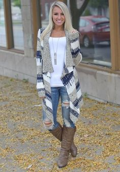 Multicolor Geometric Print Patchwork Irregular Fashion Cardigan Sweater - Cardigans - Sweaters - Tops