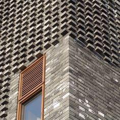 Metselwerk zoals dit in combinatie met jaren 30 stijl woning.