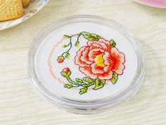 Sew sweet petals to brighten up your home with our trio of free flower cross stitch patterns, featuring Peony, Daisy and Blossom charts. Small Cross Stitch, Cross Stitch Letters, Cross Stitch Bird, Cross Stitch Bookmarks, Cross Stitch Flowers, Cross Stitching, Wedding Cross Stitch Patterns, Disney Cross Stitch Patterns, Modern Cross Stitch Patterns