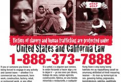 Heightened focus, outreach efforts placed on human trafficking in San Diego.