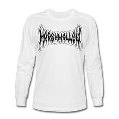 SICKIE THREADS | BRUTAL MARSHMALLOW - Mens Long Sleeve T-Shirt