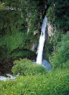 Cascada de Texolo Foto: iSecretaría de Turismo del Estado de Veracruz/i