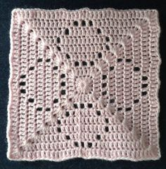Ravelry: cuddlycritter's Circle of Life granny