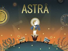 Astrå is a very zen-like mobile game for Apple products. The visuals have great attention to detail, and the relaxing music and sound effects  make for a great experience. Highly recommend.  -- Casey Smith-Shuniak