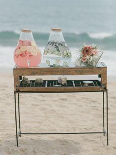 Boho Beach Baby Shower ideas | Wedding & Party Ideas | 100 Layer Cake www.MadamPaloozaEmporium.com www.facebook.com/MadamPalooza