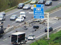 Em caso de acidente numa auto-estrada ou via rápida concessionada, saber isto pode fazer a diferença entre pagares do teu bolso os danos da tua viatura e da via, ou receberes uma indemnização!