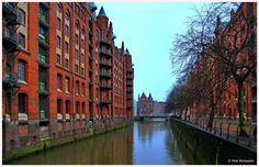 Hamburg -- Hafen City - null