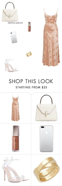 """Untitled #315"" by jaytranx on Polyvore featuring Valextra, Gianvito Rossi and Cartier"