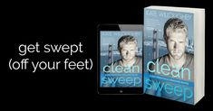 I Love Romance: EXCERPT REVEAL: CLEAN SWEEP (SAN FRANCISCO DRAGONS...