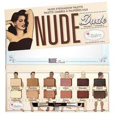 Nude Dude - Palette de fards à paupières