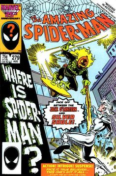 The Amazing Spider-Man #279 - August 1986