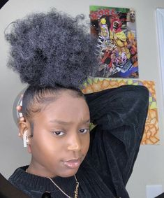 hairstyles compilation 2020 hairstyles afro easy hairstyles for school to natural curly hairstyles african american hairstyles step by step night hairstyles hairstyles pictures curly hairstyles for 60 year olds Cute Natural Hairstyles, Natural Hair Tips, Black Girls Hairstyles, Braided Hairstyles, Natural Hair Styles, Natural Hair Puff, Vintage Hairstyles, Blonde Balayage Highlights, Baddie Hairstyles
