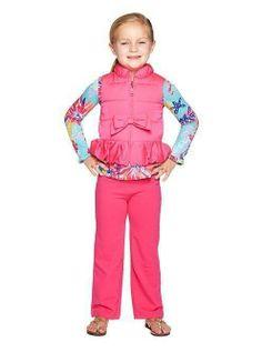 Lilly Pulitzer Resort '13- Mini Kate Puffer Vest