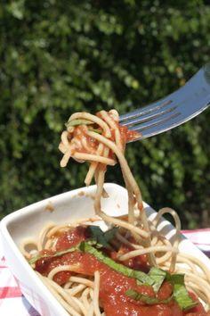 Quick Marinara Sauce #fooddonelight #marinarasauce #tomatosauce #spaghettisauce