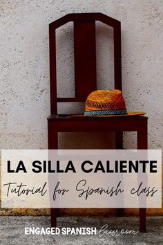 Are you looking for a competitive game to play with your middle and high school Spanish students? La Silla Caliente is ready for you! This game has a healthy mix of movement, competition, and fun, while also providing an opportunity to informally assess every student at once. I know your students will love it as much as mine do! Click through to read the game tutorial, activity benefits, differentiation strategies, and to access editable pre-made games! Differentiation Strategies, High School Spanish, Grammar Lessons, Spanish Classroom, Games To Play, Opportunity, Competition, Students, Middle