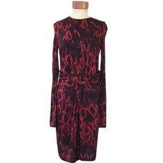 Hugo Boss Dresses | Hugo Boss Red Sheath Dress | Poshmark Boss Dresses, Sophisticated Dress, Hugo Boss, Sheath Dress, Soft Fabrics, Bodice, Formal Dresses, Long Sleeve, Sleeves