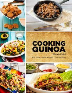 More Quinoa Salad Recipes - Quinoa Salad with Cranberries and Nuts! - Cooking Quinoa