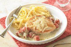 Tuscan Chicken Simmer Recipe - Kraft Recipes