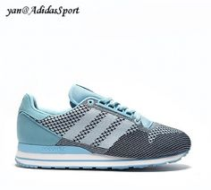 pretty nice 4b30d 9762c Men Adidas Originals ZX 500 OG Weave Shoe Argentina Blue   Navy   White HOT  SALE