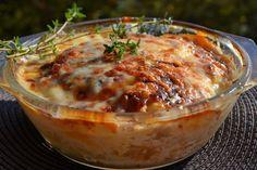 DSC_0494 (Large) Lasagna, Bacon, Pudding, Ethnic Recipes, Desserts, Food, Lasagne, Tailgate Desserts, Deserts