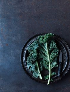 Kale- The richest source of carotenoids in the leafy-green vegetable family, making it a top cancer fighter. Helps to regulate estrogen, protect against heart disease, and regulate blood pressure. The calcium is more absorbable by the body than the calcium in milk, and ounce for ounce contains more calcium than milk! - Sarah Britton, My New Roots