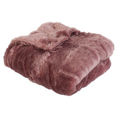 The luxuriously soft Thro by Marlo Lorenz Serengeti Back to Back Faux Fur Decorative Throw will keep you warm and cozy this winter. This versatile throw. Oversized Throw Blanket, Faux Fur Blanket, Faux Fur Throw, Pink Faux Fur, Rose Decor, Diy Hair Accessories, Decorative Throws, Lisa, Hallway Carpet