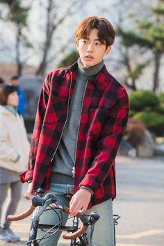 Nam Joo Hyuk In Weightlifting Fairy Kim Bok Asian Actors, Korean Actors, Nam Joo Hyuk Weightlifting Fairy, Park Hyun Sik, Nam Joo Hyuk Wallpaper, Joon Hyung, Park Bogum, Kim Book, Ahn Hyo Seop