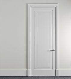 La colección Avenue de Lualdi, premiada por la revista Wallpaper*. Puertas de interior Lualdi. American Collection. Puertas Avenue, diseñadas por Robert Stern.