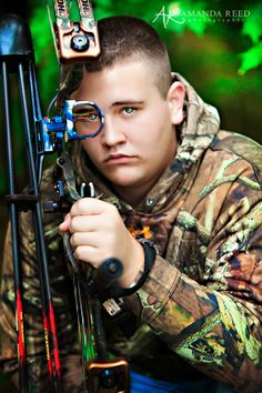 Some senior guys are hunters for sure!