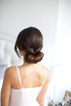 wedding hairstyle idea; via Luxy Hair