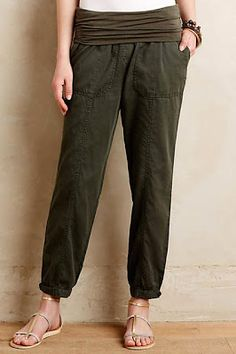 #anthrofave | Pants ; Forest Green