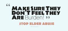 Elderly Abuse Quotes. QuotesGram