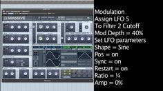 How To Produce Deep Tech Chords In Massive