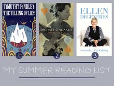 what i'm reading this summer - part 3