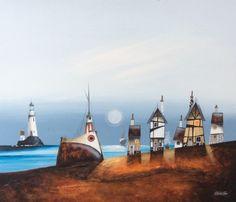 'Fisherman's Cottage' by Gary Walton
