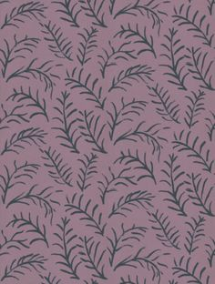 Matisse Leaf is taken from Sanderson's Bloomsbury wallpaper collection.