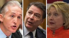 WATCH Trey Gowdy PROVE the FBI Lied For Hillary in THIS EPIC VIDEO!!!