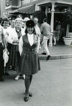 1965-xx-xx Tour Guide (Cast Member), Main Street USA