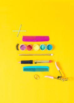 Beauty essentials / Violet Tinder Studios