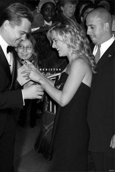 Leo and Kate❤