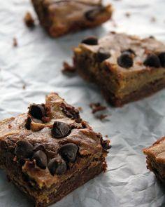 Pumpkin Brownies - yum!!