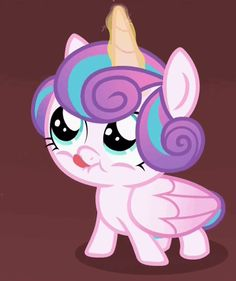 #1418998 - a flurry of emotions, alicorn, animated, cute, flurrybetes, princess flurry heart, safe, screencap, spoiler:s07e03, tongue out - Derpibooru - My Little Pony: Friendship is Magic Imageboard