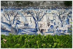 Palacio dos Marqueses de Fronteira Lisbonne   by vazyvite